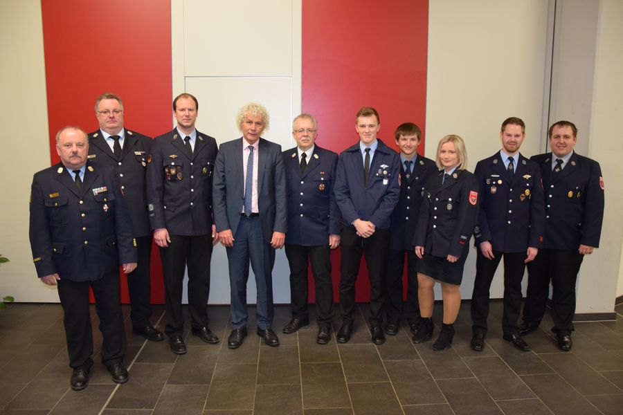 Delegiertenversammlung der Kreisjugendfeuerwehr Tirschenreuth